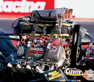 Bme Top Fuel Dragster