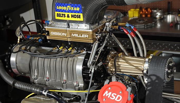 BME, Bill Miller Supercharger